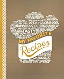 Best Blank Recipe Books - My Favorite Recipes: Blank Recipe Book to Write Review