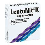 Lento Nit K Augentropfen 3X10 ml