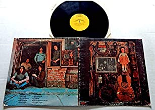Poco From The Inside - Epic Records 1971 - Used Vinyl LP Record - 1971 Pressing KE 30753 - Bad Weather - Just For Me And You - Ol' Forgiver - You Are The One