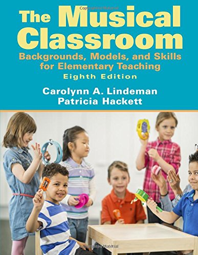 Musical Classroom: Backgrounds, Models, and Skills for...