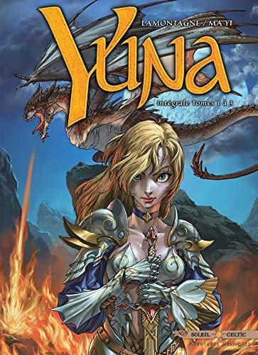Yuna Intégrale T01 à T03