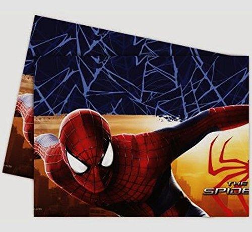 Marvel Amazing Spider-Man 2 plastic tafelkleed 120x180 cm feesttafelkleed decoratie