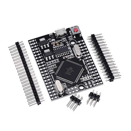HiLetgo Mega 2560 Pro Embed CH340G/ATMEGA2560-16AU Compatible to Arduino Mega2560 with Pin Headers