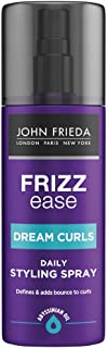 John Frieda Frizz Ease Curls Daily Styling Spray for Curly Hair, 200ml