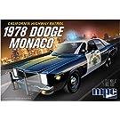 MPC 1/25 ダッジ・モナコ 1978 CHPポリスカー プラモデル MPC922