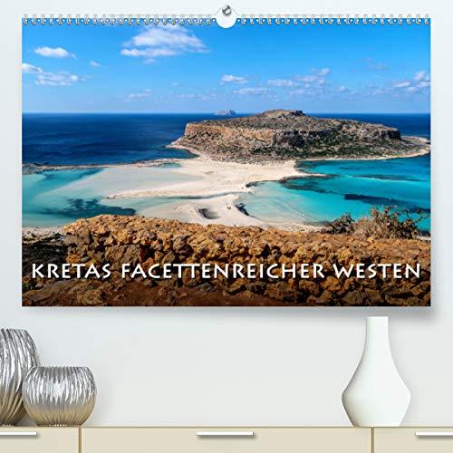 Kretas facettenreicher Westen (Premium, hochwertiger DIN A2 Wandkalender 2021, Kunstdruck in Hochglanz)