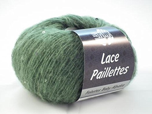 LACE Paillettes 22 - Grün