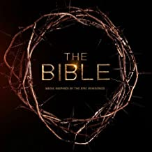 Bible: Inspired By the Epic Mini Series by Various Artists (2013-03-11)