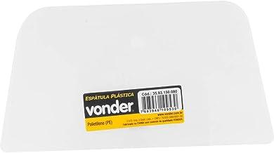 Espátula Plástica 150 X 80 Mm, Vonder Vdo3049 Vonder