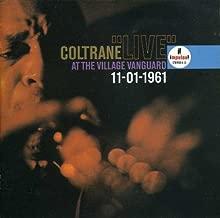 John Coltrane : Live At the Village Vanguard 11-01-1961