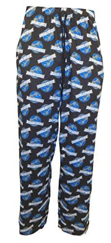 Jurassic World - Pantalones anchos de...