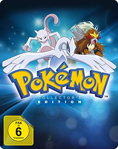 Pokémon Collector's Edition Steelbook (Pokémon 1-3) (Exklusiv bei Amazon.de) LTD. [Blu-ray]