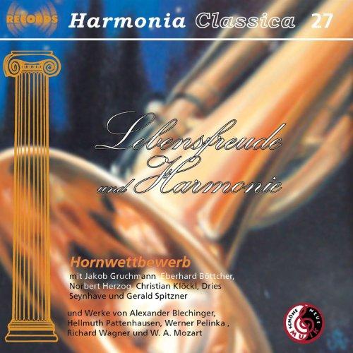 Harmonia Eterna (für Horn und Klavier)