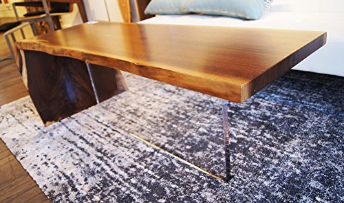 Gravity Coffee Table - Original Wood Table Contemporary Furniture Handmade Home Furnishings Modern Living Room by Renowned Artist Adam Schwoeppe