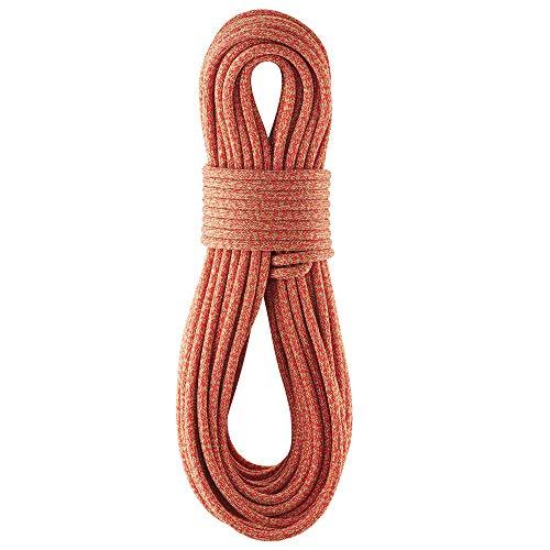 EDELRID Corda da Arrampicata Boa Gym 9.8, Red-Green, 35m