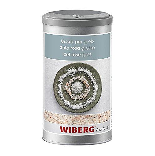 Wiberg Ursalz pur, grob, unjodiert, 3er Pack (3 x 1.4 kg)