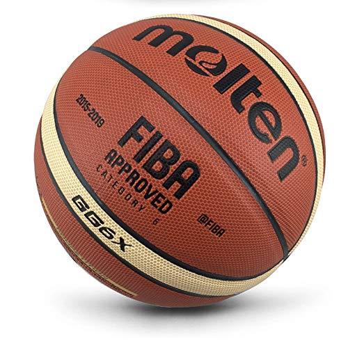 siqiwl Basketball Neue Marke Frauen Basketballbälle Hochwertige Pu Leder Outdoor Indoor Größe 6 Basketballball
