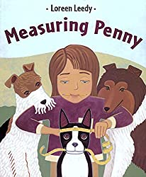 measuring penny - book for teaching measurement