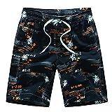 GHC Playa Bermudas Tablero de impresión de secado rápido Pantalones cortos 2021 A estrenar Fitness Verano Hombres calientes Pantalones cortos Pantalones cortos Hombres transpirables Ropa para hombre H