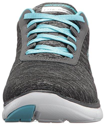 51fu0Ndoy0L - Skechers Women's Flex Appeal 2.0 Multisport Outdoor Shoes