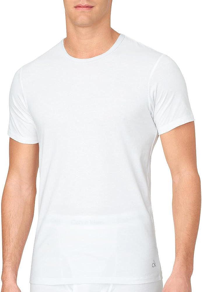 supreme Calvin Klein Men's Body Slim Fit T-Shirt Crew Neck Short Sleeve Baltimore Mall