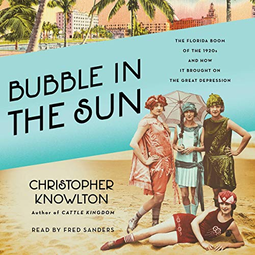 Bubble in the Sun Audiobook By Christopher Knowlton cover art