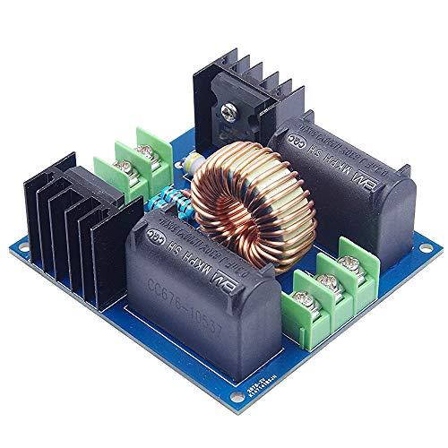 Katigan Placa de Controlador ZVS Circuito de Calentamiento por InduccióN ZVS DC12-30V Interruptor de Voltaje Cero Fuente de AlimentacióN Placa de Controlador