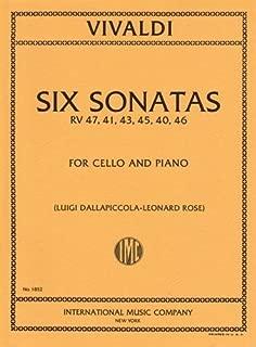 Best vivaldi cello sonata 3 Reviews