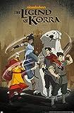 Trends International Avatar: The Legend of Korra -...