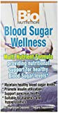 Bio Nutrition Blood Sugar Wellness Vegi-Caps, 60 Count