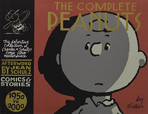 The Complete Peanuts 1950-2000 Comics & Stories