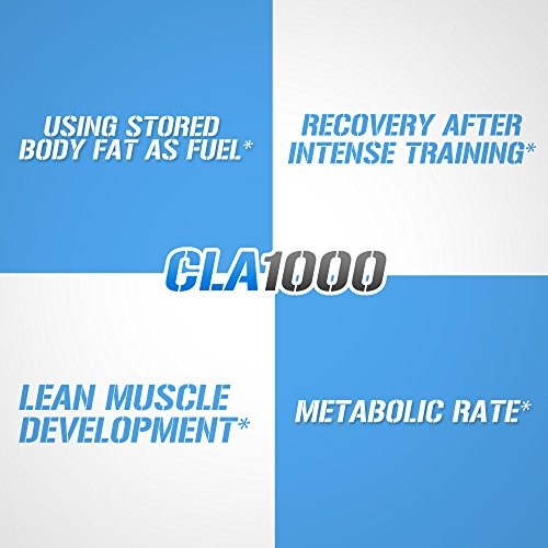 CLA1000 共役リノール酸 ソフトジェル 体重管理サプリメント 興奮系成分無し(180回分)