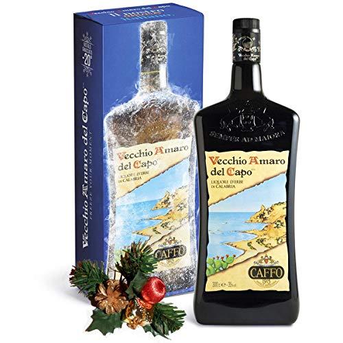 Regalo Amaro Del Capo Vecchio Magnum 3 Litri in Astuccio - Regalo per aziende e Privati – Cod. 257
