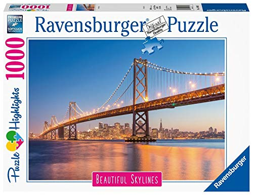 Ravensburger Puzzle - San Francisco, 14083 1