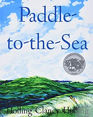 Paddle to the Sea is an historical fiction adventure with beautiful illustrations.