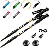 High Trek Premium Ultralight Trekking Poles