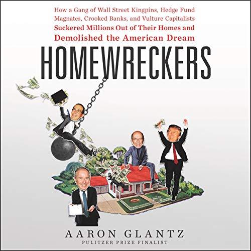 Homewreckers audiobook cover art