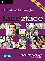 face2face. Upper-Intermediate. 3 Class Audio-CDs: Level 4. B2