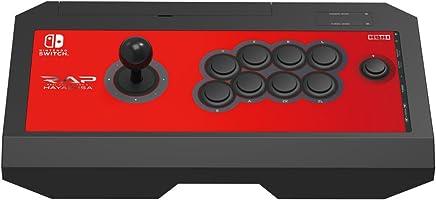 Controle Real Arcade Pro V Hayabusa Hori - Nintendo Switch