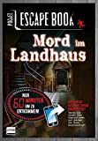 Pocket Escape Book (Escape Room, Escape Game): Mord im Landhaus
