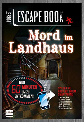 Pocket Escape Book: Mord im Landhaus
