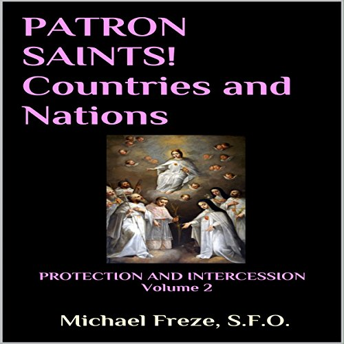 Patron Saints! Countries and Nations audiobook cover art