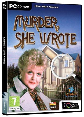 Murder, She Wrote (PC CD) [Edizione: Regno Unito]