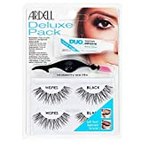 Ardell Deluxe Pack Wispies with Applicator, #68947, 1 Count