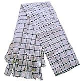 Moniku Halloween Fairy Tail Natsu Dragneel Scarf Accessories (white)