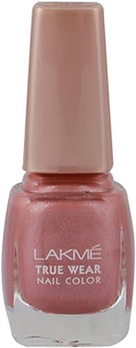 Lakme True Wear Nail Color, Pinks N238, 9ml