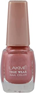 Lakme True Wear Nail Color, Pinks N238, 9ml