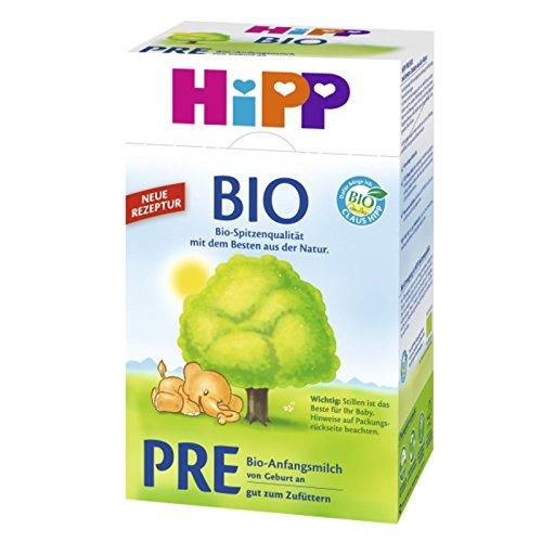 HIPP Pre Bio Anfangsmilch Pulver 600 g