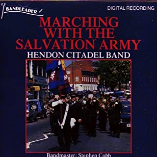 Marching by Hendon Citadel Band (1990-06-04)