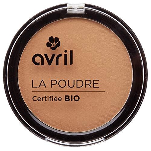 Avril Naturkosmetik Bronzing Puder. Ambrée, 7 g